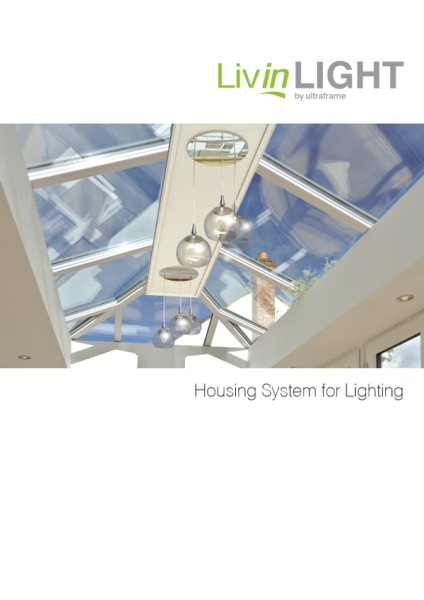 Ultraframe Livin Light Brochure