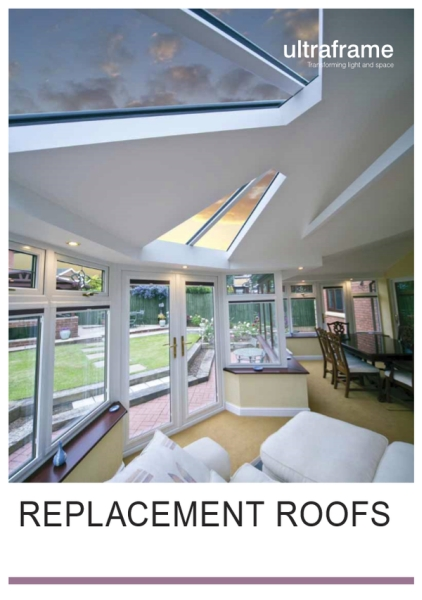 Ultraframe Roof Options