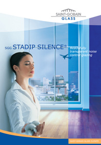 Stadip acoustic glass