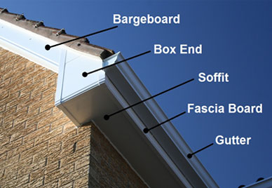 Falcon Windows Bargeboards