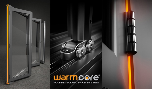 WarmCore Bi Folding Doors
