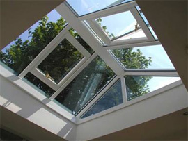 Falcon Windows Roof Lanterns