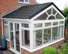 SupaLite Warm Roofing for Conservatories