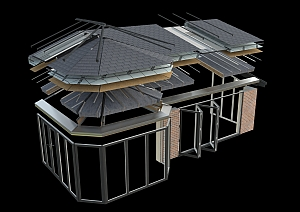 Warm roofs and ventilation