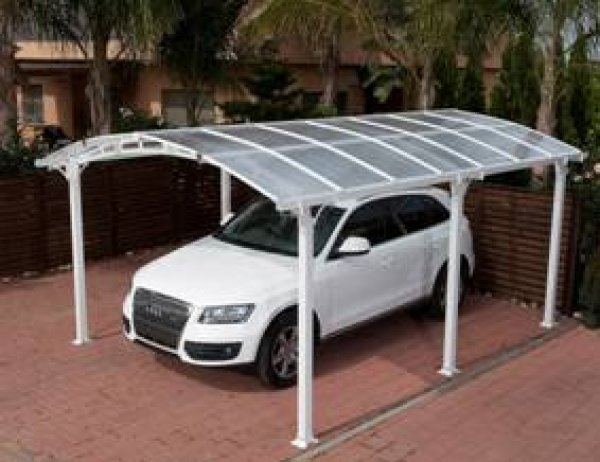 Canopies & Car Ports - Get covered for winter or summer!