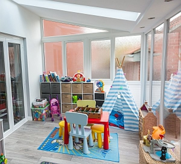 The Solid Advantages of Conservatory 'Warm' Roofs