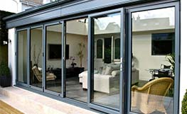 Bi-folding Doors, Ipswich, Suffolk