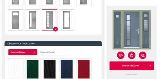 composite door design online falcon ipswich